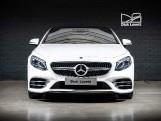 2018 Mercedes-Benz S560 V8 BiTurbo AMG Line (Premium) G-Tronic 2-door (White) - Image: 7