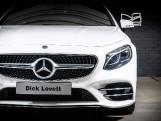 2018 Mercedes-Benz S560 V8 BiTurbo AMG Line (Premium) G-Tronic 2-door (White) - Image: 8