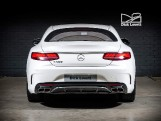 2018 Mercedes-Benz S560 V8 BiTurbo AMG Line (Premium) G-Tronic 2-door (White) - Image: 10