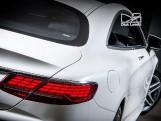 2018 Mercedes-Benz S560 V8 BiTurbo AMG Line (Premium) G-Tronic 2-door (White) - Image: 12