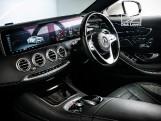 2018 Mercedes-Benz S560 V8 BiTurbo AMG Line (Premium) G-Tronic 2-door (White) - Image: 15