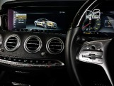 2018 Mercedes-Benz S560 V8 BiTurbo AMG Line (Premium) G-Tronic 2-door (White) - Image: 17