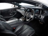 2018 Mercedes-Benz S560 V8 BiTurbo AMG Line (Premium) G-Tronic 2-door (White) - Image: 19