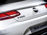 2018 Mercedes-Benz S560 V8 BiTurbo AMG Line (Premium) G-Tronic 2-door (White) - Image: 20