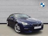 2017 BMW 640d M Sport Gran Coupe (Blue) - Image: 1