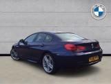 2017 BMW 640d M Sport Gran Coupe (Blue) - Image: 2