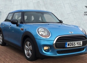 2015 MINI 5-door Hatch One 5dr