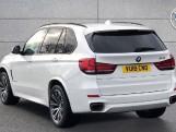 2018 BMW XDrive40d M Sport (White) - Image: 2