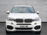 2018 BMW XDrive40d M Sport (White) - Image: 16