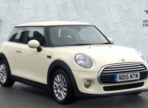 2015 MINI Cooper 3-door Hatch 3dr