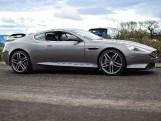 2012 Aston Martin V12 Touchtronic 2-door (Silver) - Image: 4