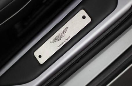 2012 Aston Martin V12 Touchtronic 2-door (Silver) - Image: 14