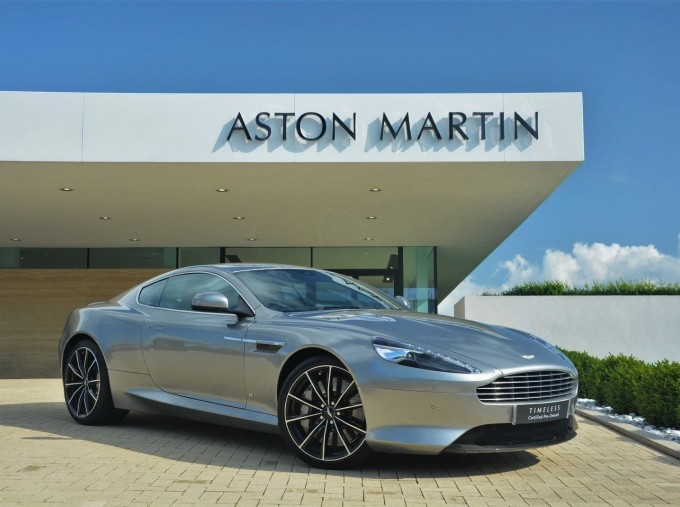 2015 Aston Martin Db9 Gt Bond Edition Coupe 2 Door Silver 139 990 Aston Martin Bristol