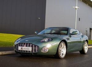 2004 Aston Martin DB7 Zagato Coupe