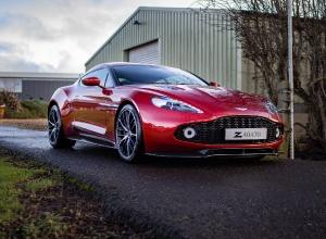2017 Aston Martin Vanquish Zagato Coupe 6.0 2-door