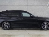 2020 BMW 320d xDrive M Sport Touring (Black) - Image: 3