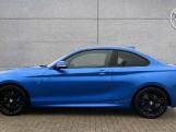 2020 BMW 220i M Sport Coupe (Blue) - Image: 3