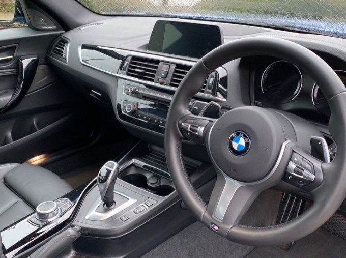 2020 BMW 220i M Sport Coupe (Blue) - Image: 6