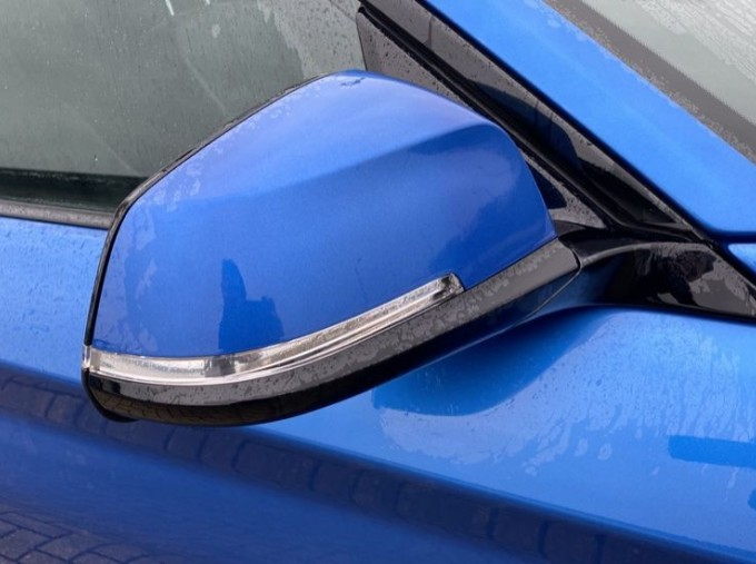 2020 BMW 220i M Sport Coupe (Blue) - Image: 26