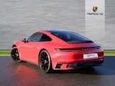2019 Porsche 992 C2 Coupe PDK (Red) - Image: 2