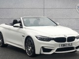 2017 BMW Convertible Competition Package (White) - Image: 1