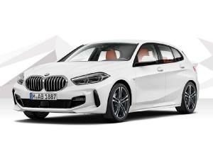 Brand new 2021 BMW 1 Series 118d M Sport 5-door finance deals