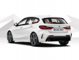2021 BMW 118d M Sport 5-door (White) - Image: 3