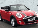 2018 MINI Cooper Convertible (Red) - Image: 1