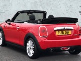 2018 MINI Cooper Convertible (Red) - Image: 2
