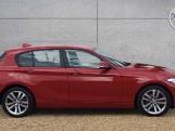 2019 BMW 118i Sport 5-door (Red) - Image: 3