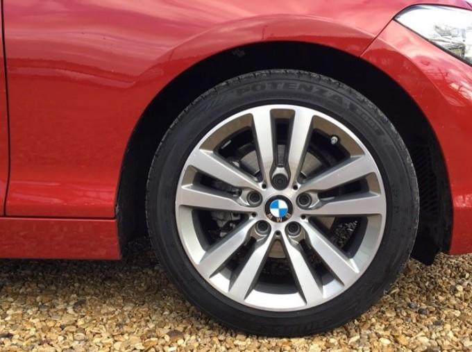 2019 BMW 118i Sport 5-door (Red) - Image: 14