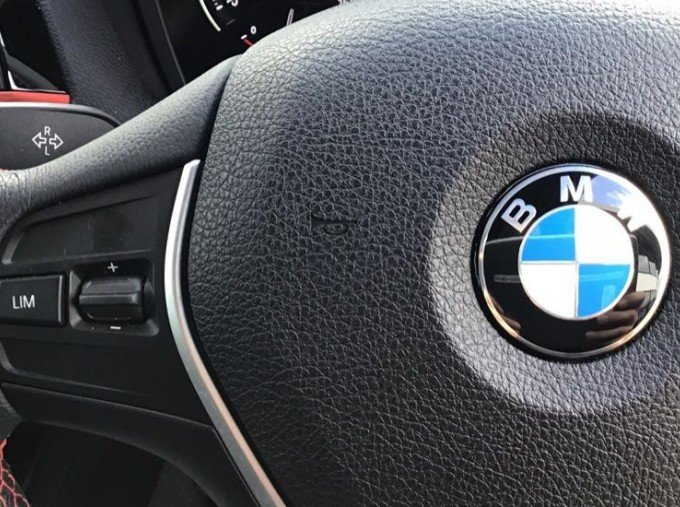 2019 BMW 118i Sport 5-door (Red) - Image: 17