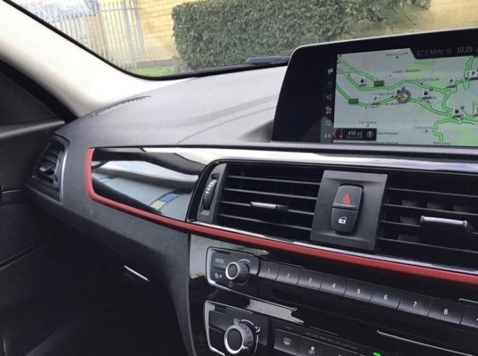 2019 BMW 118i Sport 5-door (Red) - Image: 23