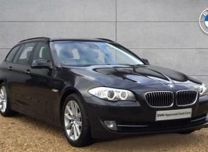 Brand new 2012 BMW 5 Series 535d SE Touring 5-door finance deals