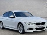 2018 BMW 320i M Sport Saloon (White) - Image: 1