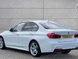 2018 BMW 320i M Sport Saloon (White) - Image: 2