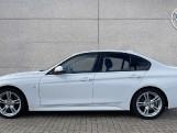 2018 BMW 320i M Sport Saloon (White) - Image: 3
