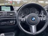 2018 BMW 320i M Sport Saloon (White) - Image: 5