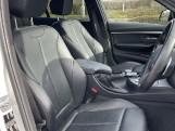 2018 BMW 320i M Sport Saloon (White) - Image: 11