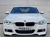 2018 BMW 320i M Sport Saloon (White) - Image: 16