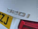 2018 BMW 320i M Sport Saloon (White) - Image: 23