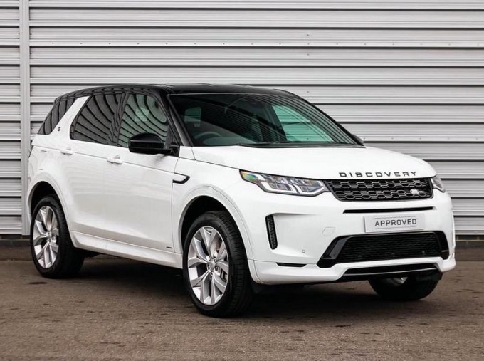 2020 Land Rover D180 MHEV R-Dynamic S 4WD 5-door (7 Seat) (White) - Image: 1