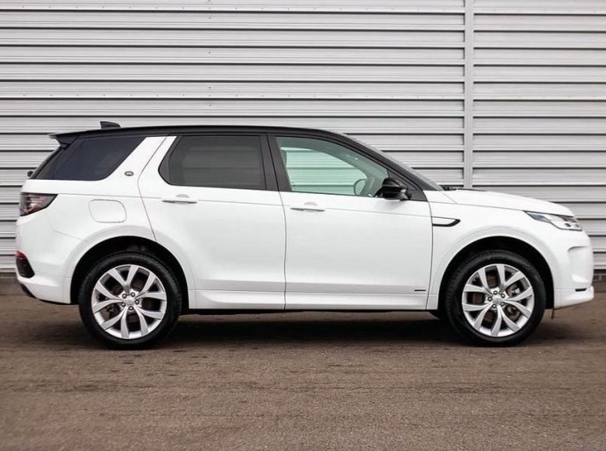 2020 Land Rover D180 MHEV R-Dynamic S 4WD 5-door (7 Seat) (White) - Image: 5