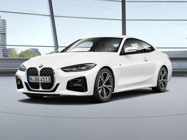 Reserve your 2021 BMW 4 Series 420i M Sport Auto 2-door