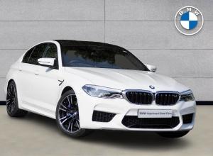 2019 BMW M5 Saloon 4-door