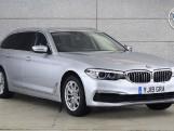 2019 BMW G31 520d xDrive SE Touring B47 (Silver) - Image: 1