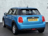 2017 MINI 5-door One (Blue) - Image: 2