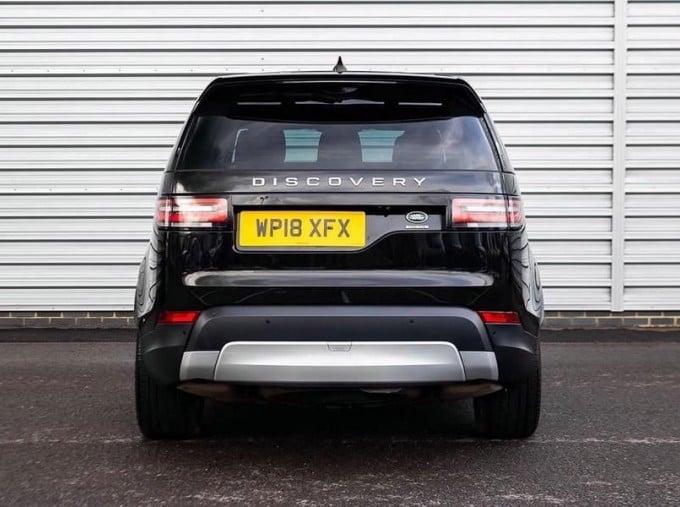 2018 Land Rover 3.0 TD6 (258hp) HSE (Black) - Image: 6