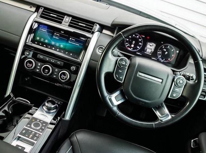 2018 Land Rover 3.0 TD6 (258hp) HSE (Black) - Image: 10