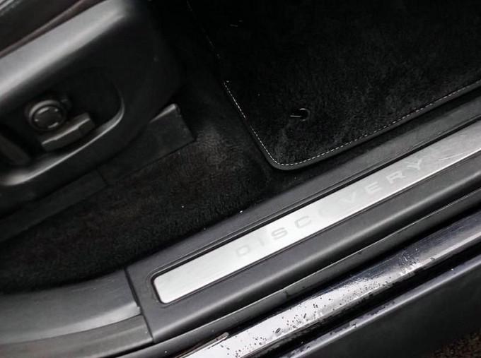 2018 Land Rover 3.0 TD6 (258hp) HSE (Black) - Image: 14